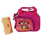 Disney Mickey & Minnie Mouse Crossbody bag Handbag Necessaire for Travel