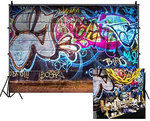 GoEoo Retro Photography Backdrops Photo Props for Studio Brick Walls Background Vinyl 5x7FT 150cm X 210cm GoEoo-JP078