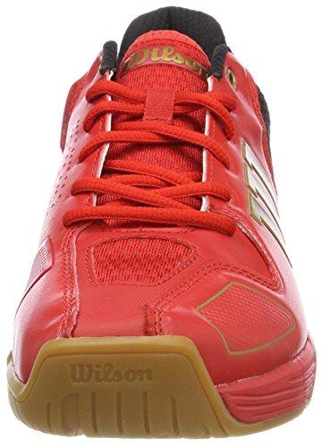 Vertex Homme Basses Baskets Rojo Wilson Dorado Multicolore Negro Rqdpdn1