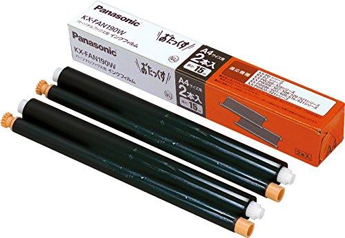 Panasonic plain paper fax ink film KX-FAN 190 W