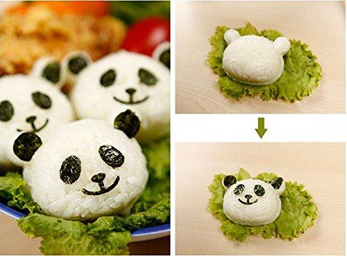 sushi onigiri panda