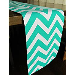 Chevron Patterned Table Runner