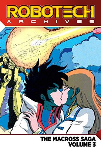 Robotech Archives: Macross Saga Volume 3