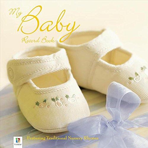 My Baby Record Book (Yellow) pdf epub