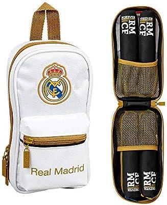 Maxi Estuche Real Madrid: Amazon.es: Oficina y papelería