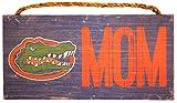 NCAA Florida Gators 12'' x 6'' Mom Wood Sign