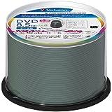 三菱化学メディア Verbatim データ用 DVD+R DTR85HP50V1FFP (片面2層 8.5GB/8倍速/スピンドルケース 50枚) [フラストレーションフリーパッケージ(FFP)]