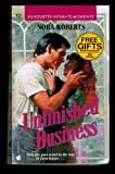 Unfinished Business, Nora Roberts, 0373074336