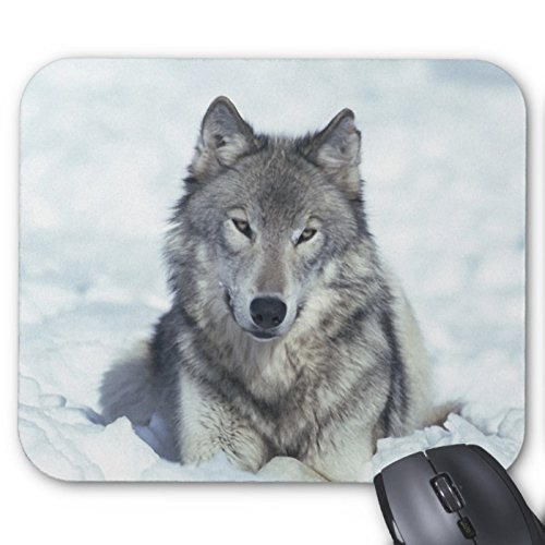 Wolf Mouse Pad - Buy Online in Oman  | Office Product Products in