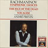 Rachmaninov: Symphonic Dances Op. 45, Isle of the Dead Op. 29, Vocalise Op. 34 No. 14