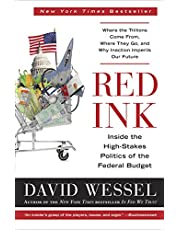 Red Ink: Inside the High-Stakes Politics of the Federal Budget
