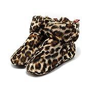 WATTA Baby Hi-Top Warm Up Fleece Lined First Pram Shoes Baby Booties