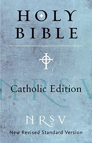 NRSV, Catholic Edition Bible, eBook - Bonded Leather Collection
