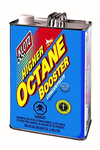 Klotz Higher Octane Booster, 128 Ounce Gallon by Klotz
