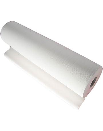 Takestop®, rollo de papel de sábanas desechables precortadas, 80 x 60 cm,