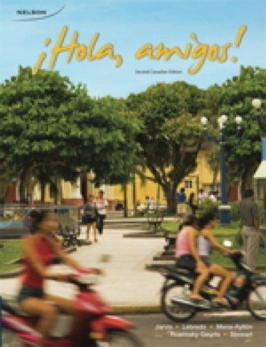 HOLA,AMIGOS! -STUD ACT.MAN >CA