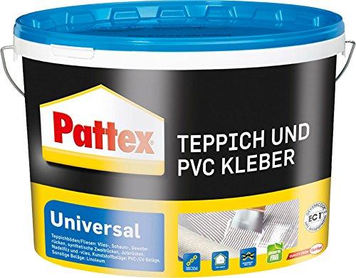 Pattex Teppich und PVC Kleber, 4 kg, 1 Stück, PTK4