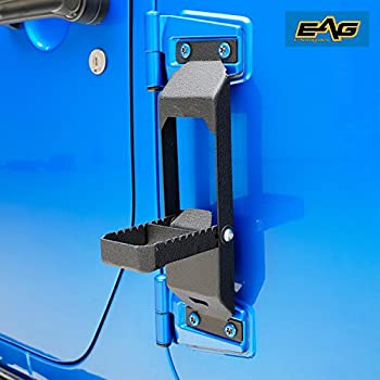 Amazon Com Eag Door Hinge Step Metal Folding Foot Peg For