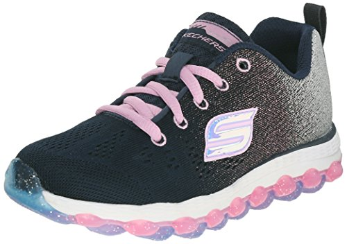 Skechers Pink Athletic Ultra Little Navy Shoe Kid M Kid 80035L Kids Air 13 Kid Skech US Little Big wqf7FrHxw