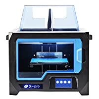 QIDI TECHNOLOGY 3D PRINTER Model : X -pro ,4.3 Inch Touch Screen,Dual Extruder With 2 Spool of Filament,Works With ABS And PLA from RUIAN QIDI TECHNOLOGY CO.,LTD