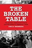 The Broken Table, Chris Rhomberg, 0871547171