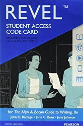 REVEL for The Allyn & Bacon Guide to Writing -- Access Card (8th Edition)