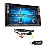 JVC KW-V240BT BT/DVD/CD/USB Receiver with 6.2-inch Touch Panel - Includes Backup Camera