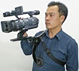 Studio-98 New Version Shoulder Mount Rig Stabilizer for DV HDV DSLR Video Nikon Canon Camera,