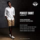 Apparel : Dockers Men's Classic Fit Perfect Short D3