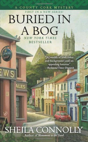 book cover of Buried In a Bog