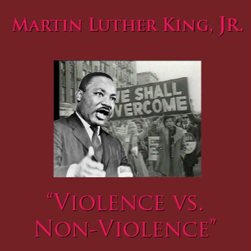 martin luther king non violent extremist Note by martin luther king: of the jewish philosopher martin that fellow clergymen would see my non-violent efforts as those of an extremist.