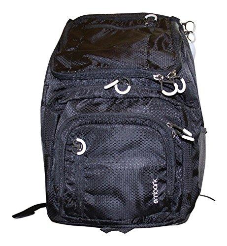 Embark Jartop Elite Backpack Black product image