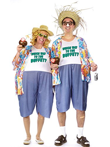Adult (Tacky Traveler Adult Costumes)