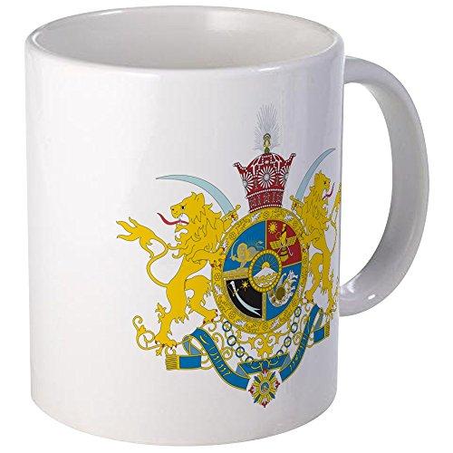 CafePress - Iran Coat Of Arms (Pahlavi Dy Mug - Unique Coffee Mug, Coffee Cup