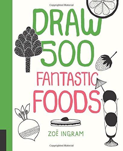 draw food - 2