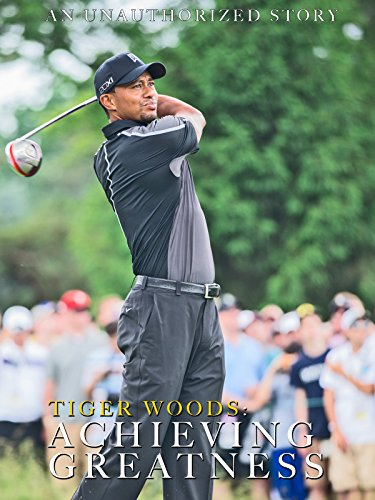 Tiger Woods on Amazon Prime Video UK