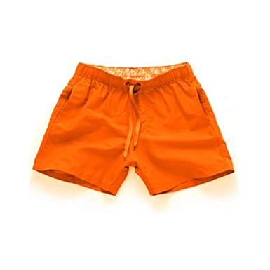 ZHOUXICAN Pantalones Cortos para Mujer Pantalones de Playa ...