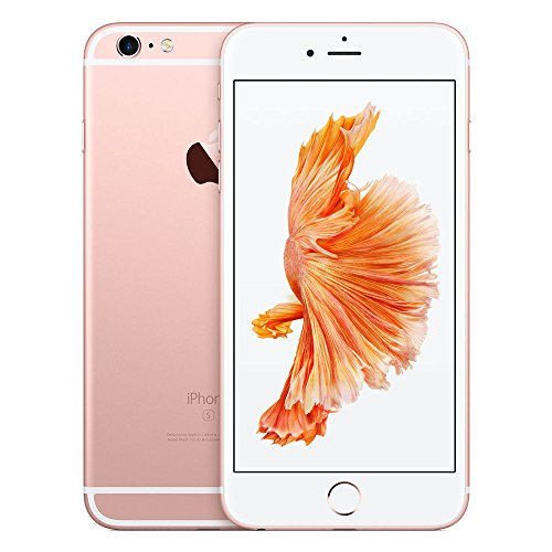 Apple iPhone 6S Plus 16GB - Unlocked Rose Gold (A1687) ()