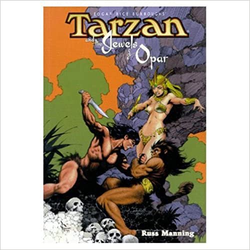 Book Tarzan: Jewels of Opar