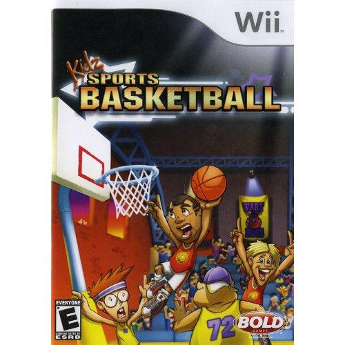Kidz Sports Basketball - Nintendo Wii