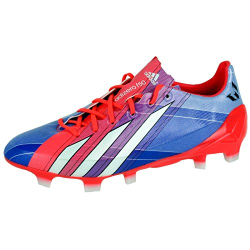 adidas , Chaussures de foot pour homme Bleu Bleu 4