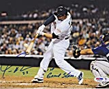 Yonder Alonso Signed Photograph - 8x10 - PSA/DNA Certified - Autographed MLB Photos