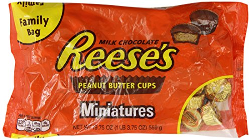 Reese s Peanut Butter Cup Miniatures, 19