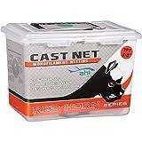 Best Cast Nets - Red Horn Series Casting Net, Net Size: 7 Review