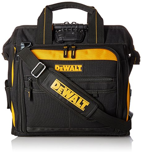 DEWALT DGL573 Lighted Technician's Tool Bag, 41 Pocket