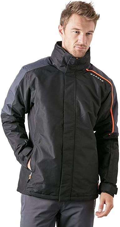 Dare 2b Mens Graded and Breathable Ski Waterproof Insulated Jacket