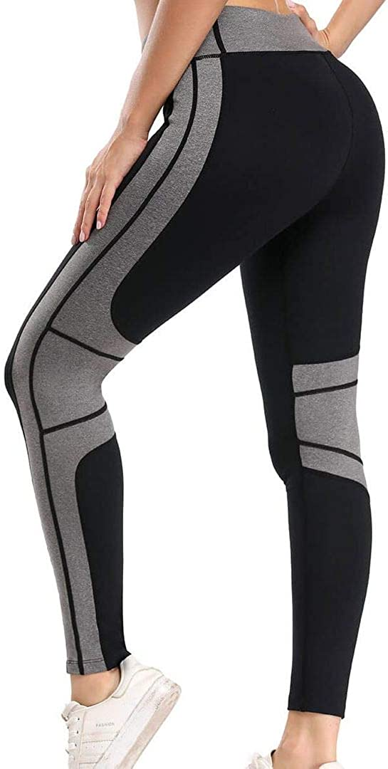 Yoga Pants High Waisted Leggings AS ROSE RICH Workout Leggings for Women