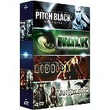 Coffret Fantastique: Pitch Black + Hulk + Les chroniques de Riddick + Van Helsing