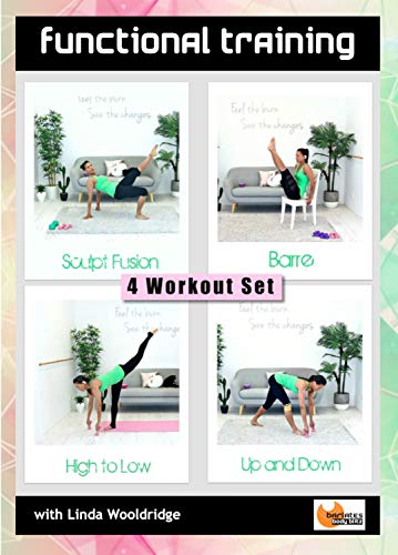 Barlates Body Blitz Functional Training Series 4 Workout DVD
