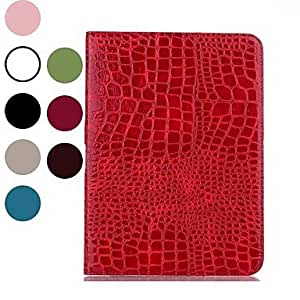 JJE The Crocodile Texture Leather Sheath Protective Sleeve Case for Samsung Galaxy Tab 4 10.1 T530 , Black